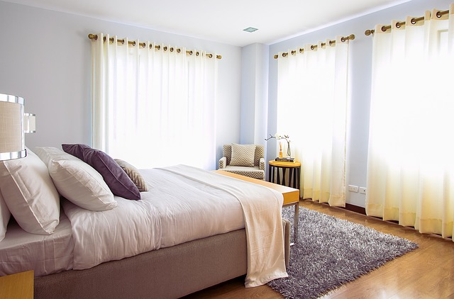 Make the Room Stand Out with Curtains