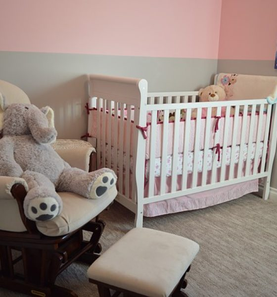 Hottest Trends for the Baby Room